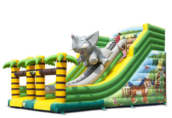 Jungle World slide