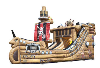 Piratenschip slide